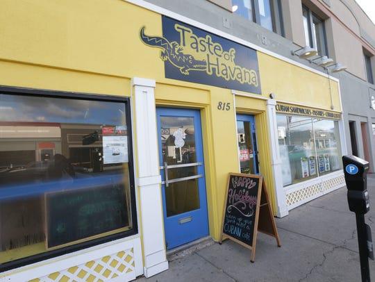 Taste of Havana eatery, 815 Broad Ripple Ave., serves