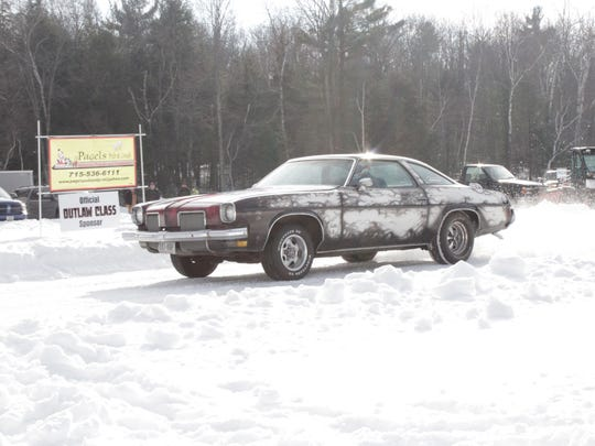 Racers at the Merrill Ice Drags compete on the one-eighth mile raceway in both modified and rubber tire classes in more than 15 car and truck categories.