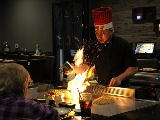 Nagoya Japanese Steak House & Sushi, located at 3760 Center St. NE, scored a 72 on its semi-annual restaurant inspection Jan. 7.