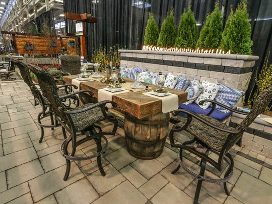 The Indianapolis Home Show will run Jan. 20-29 at the Indiana State Fairgrounds.