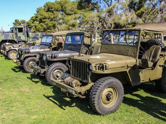 Arizona Military Vehicle Show