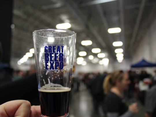 The Great Beer Expo is coming to the Meadlowlands Feb. 4, 2017.