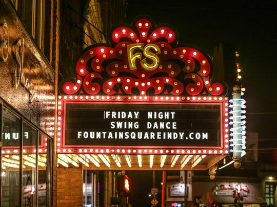 Fountain Square Theatre, 1111 Prospect St., hosts Friday