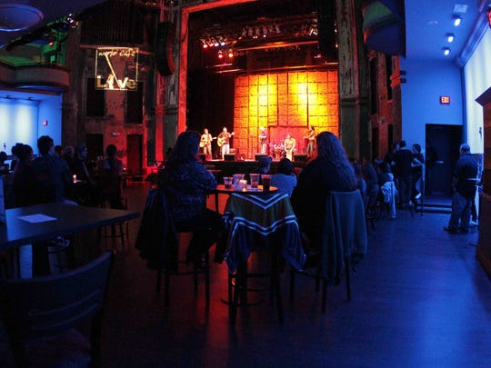 World Cafe Live at the Queen will not be offering food service anymore as it prepares to close May 25. It will open May 26 as a new Live Nation-controlled music venue.