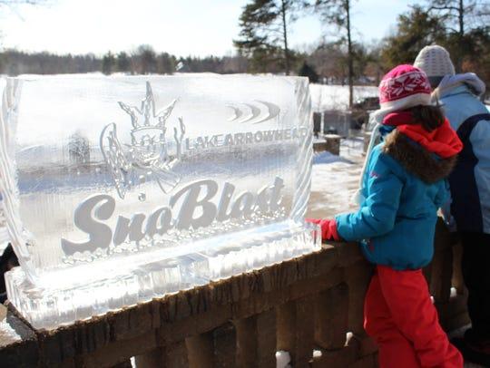 SnoBlast will take place Friday through Sunday at Lake