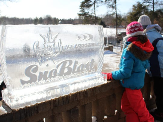 SnoBlast will take place Friday through Sunday at Lake Arrowhead in Rome.
