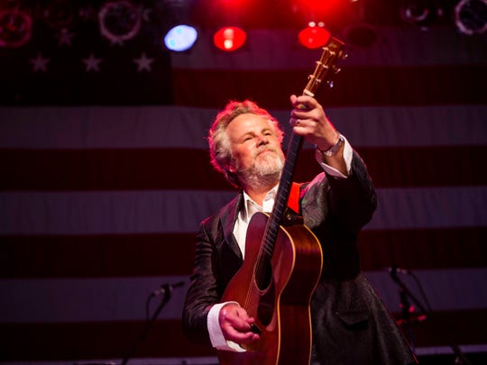 Robert Earl Keen performs Saturday, Feb. 17, 2017,