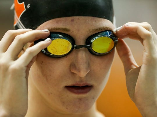 Tennessee freshman Meghan Small arrived at UT as one
