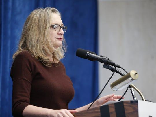 First Amendment Foundation President Barbara Petersen