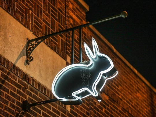 White Rabbit Cabaret, 1116 Prospect St, Indianapolis, IN 46203, Tuesday November 10th, 2015. Located in the Fountain Square Theatre building.