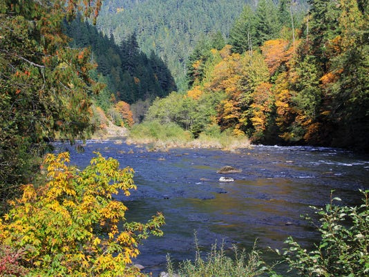 Cascading Rivers Scenic Bikeway