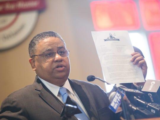The Rev. Christopher Bullock