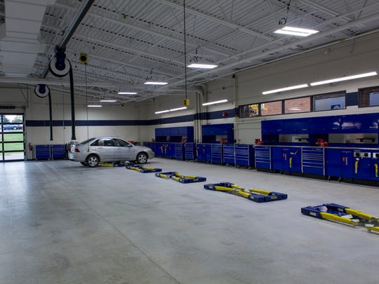 A grand opening of the Advanced Automotive Technology Center at Lakeshore Technical College will be March 29.
