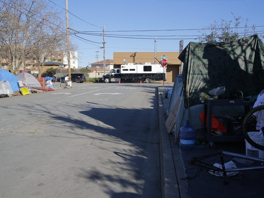 Salinas police placed a mobile command unit in Chinatown for a week after an uptick in violence there.