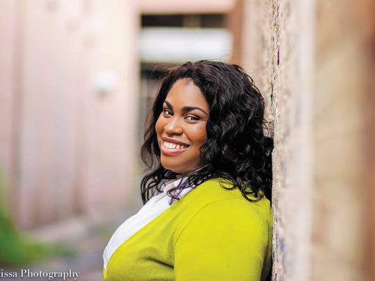 Angie Thomas is a 2011 graduate of Belhaven University,
