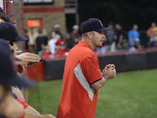 Rossview coach Parker Holman will begin his third season