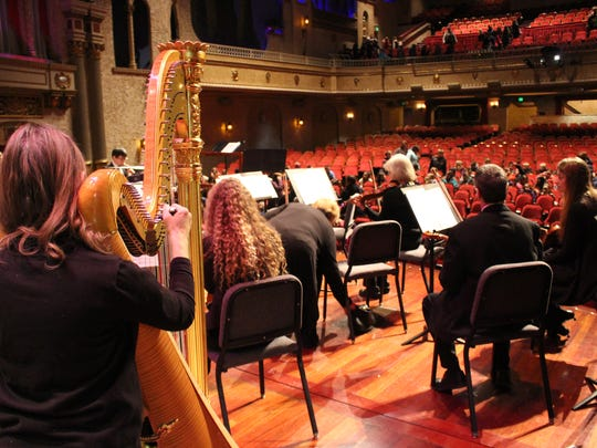 The Sheboygan Symphony Orchestra is the oldest functioning orchestra in the state of Wisconsin.