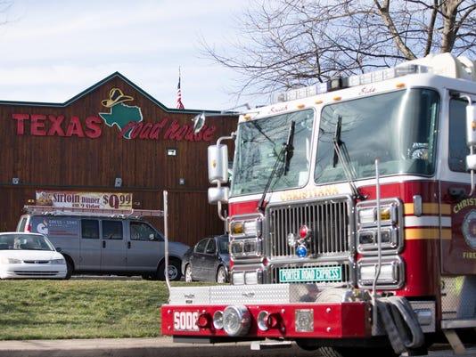 News: Roadhouse fire