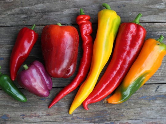 Mix things up by adding  spicy chili peppers into your salsa.