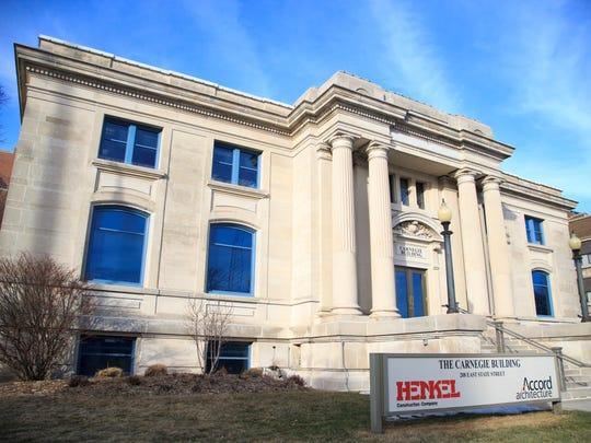 Alex Kuhn's former employer, Henkel Construction in Mason City.