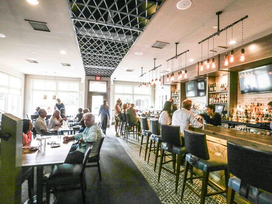 Vida (601 E. New York St.) is the first Indy restaurant