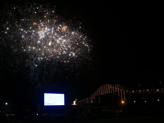 The Hooks will have fireworks on July 5 and every Friday