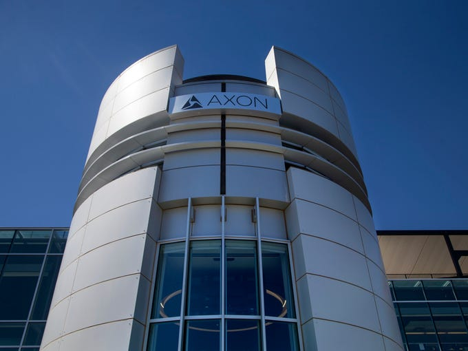 Axon Enterprise/Taser International's headquarters