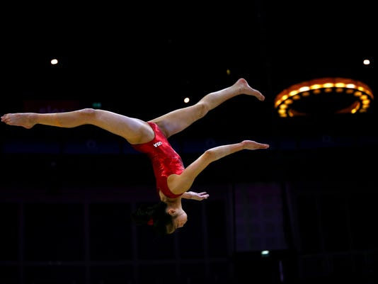iPro Sport World Cup of Gymnastics - Previews