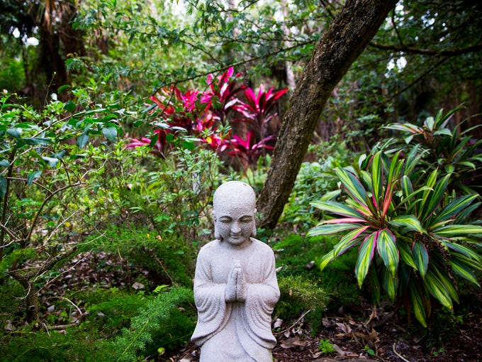 Photos: Local woman finds zen in her Japanese-inspired garden