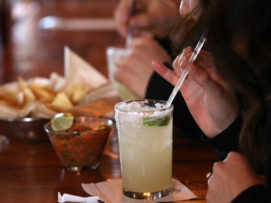 Margaritas are on tap at The Silver Iguana in the North Winton Village.