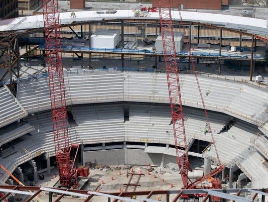 Bucks arena