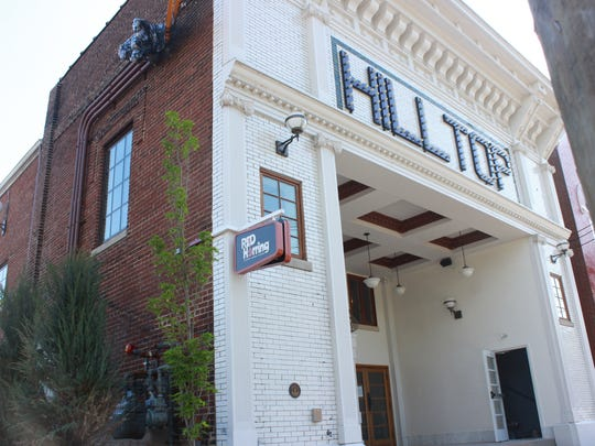 Red Herring will open in the former Hilltop Theater in Clifton.