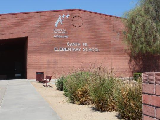 Santa Fe Elementary School, Peoria, Peoria Unified