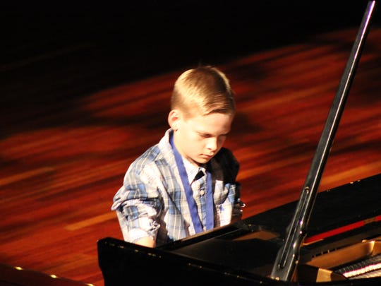 Throughout the afternoon and evening on Saturday, May 6, talented young musicians will fill the Stefanie H. Weill Center for the Performing Arts with music during the 8th annual Young Musical Stars concert.