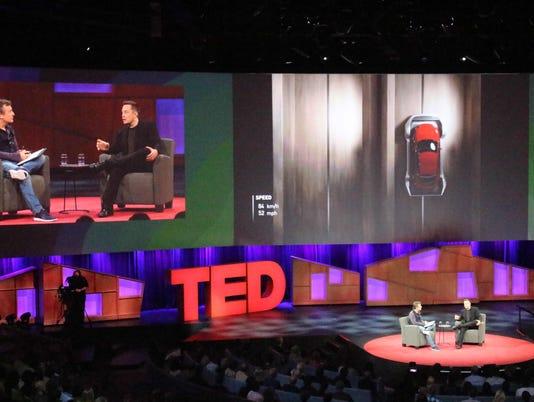 ELON MUSK - TED TALK