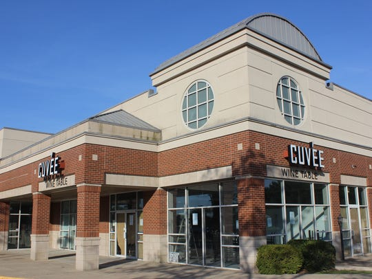 Cuvée Wine Table will open May 12 on Springhurst Boulevard.
