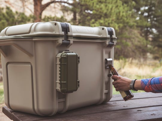 OtterBox is entering the high-end cooler world with its Venture line of coolers and tumblers.