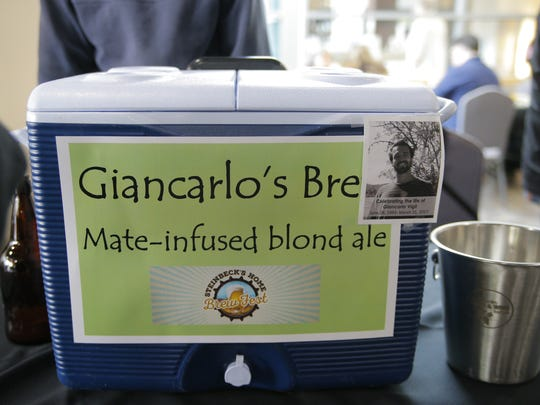 Hundreds came out to enjoy the 2017 Steinbeck's Home Brew Fest on Saturday.
