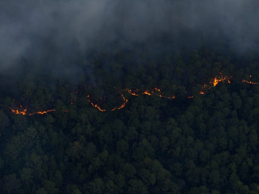 #filephoto 0420_GG BRUSH FIRE AERIALS 13