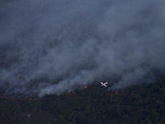 #filephoto 0420_GG BRUSH FIRE AERIALS 12