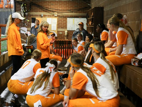 Tennessee co-head coach Karen Weekly brings an analytical