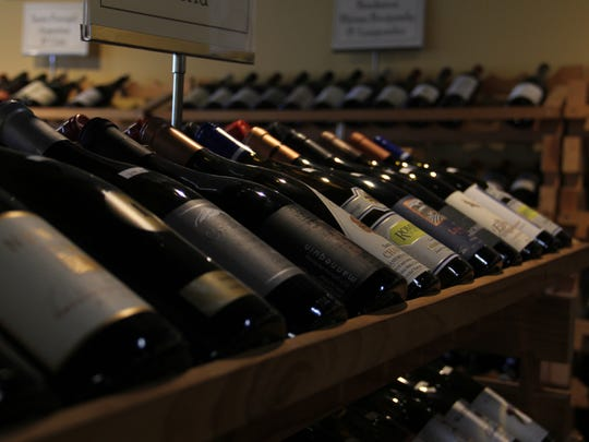 Santiam Wine & Bistro sells bottles of various prices from around the world. Guests can buy bottles to take home, order glass pours or participate in biweekly tastings on Wednesdays and Fridays.
