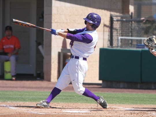 Senior outfielder Sinjin Todd has hit .306 for the Cal Lutheran baseball team. The Kingsmen open the Division III World Series on Friday against Wheaton (Massachusetts) in Appleton, Wisconsin.