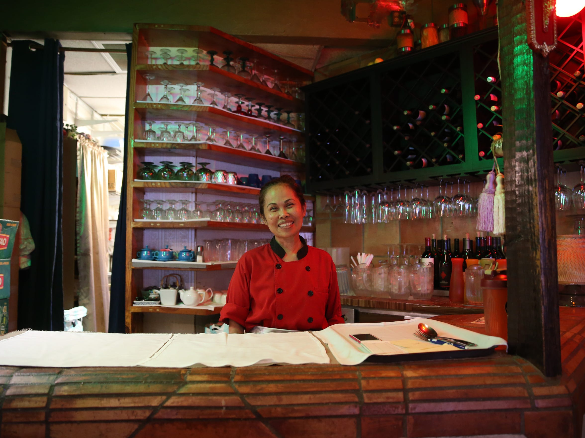Nipada Mulsing, or Chef Donna as she is known to her customers, works seven days a week at her business Reangthai Restaurant on the city's north-east side to bring flavors from her home country of Thailand to Tallahassee.