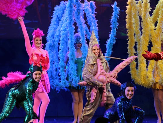 """The """"Little Mermaid"""" was a hit during last year's Plays-In-the-Park"""