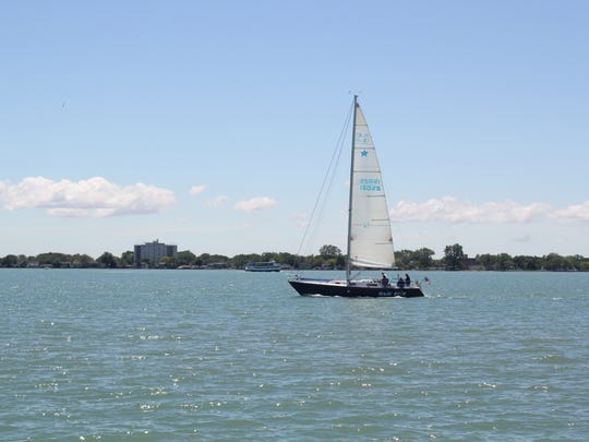 Twelve boats entered the inaugural Port Huron-to-Mackinac yacht race in 1925, and only six finished. Race organizers say 219 boats have already registered for 2017 race.