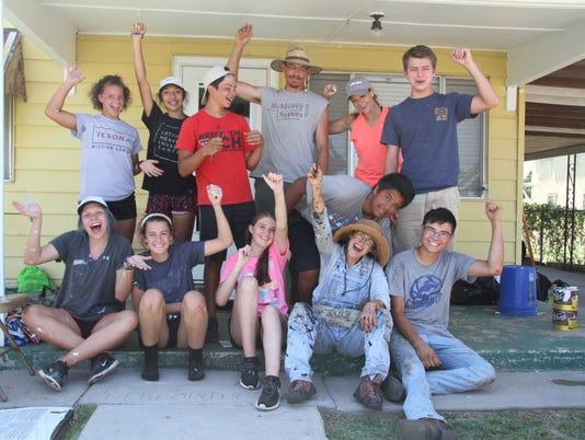 Mission Carlsbad volunteers