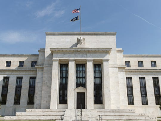 The U.S. Federal Reserve Bank Building, home to the