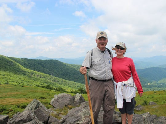 John and Dee Julian sold the land held in their family for generations to an Asheville land trust for permanent conservation.