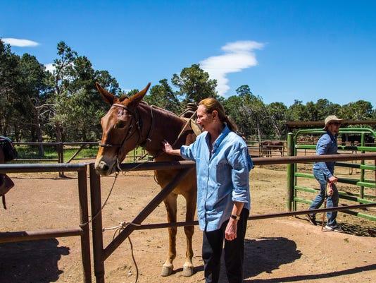 Kate & Mule